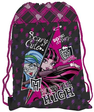 Sáček (nejen) na cvičky Monster High II.
