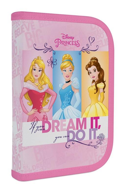Jednopatrový penál plný Princess