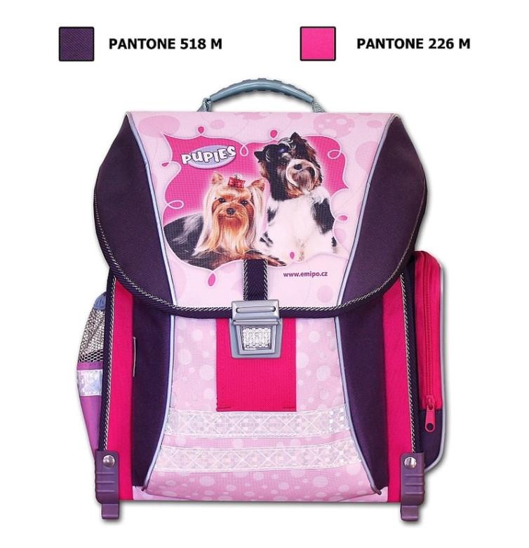 Školní batoh Pupies Emipo