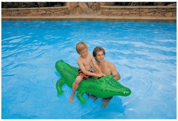 Vodní vozidlo krokodýl Intex