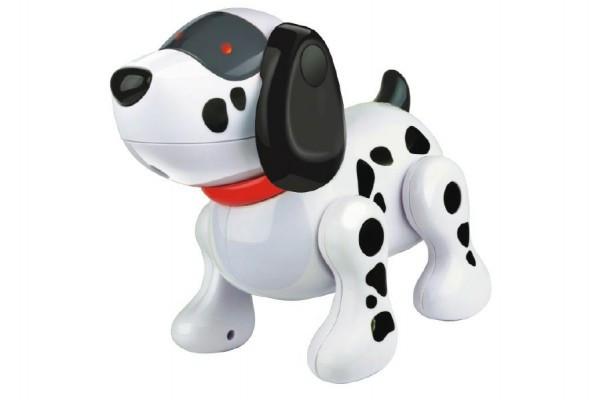 Interaktivní pes MAX plast 20cm