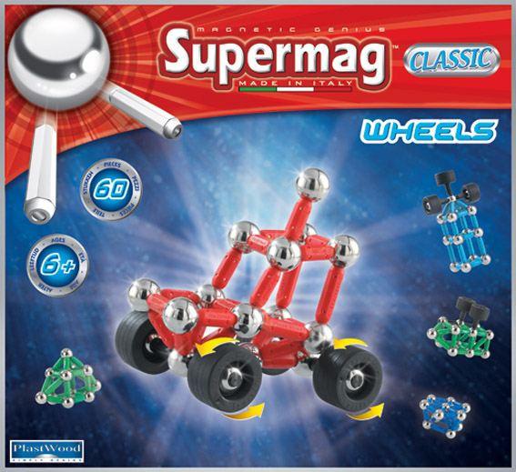 Supermag auta 60d