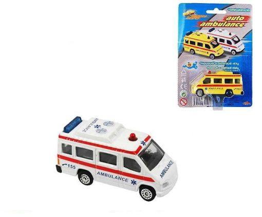 Auto ambulance 7 cm kov