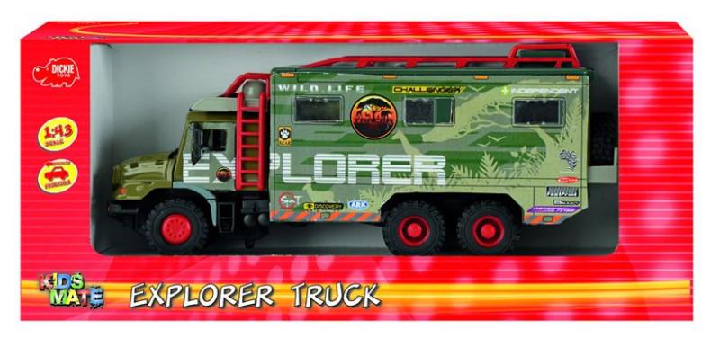 Explorer truck