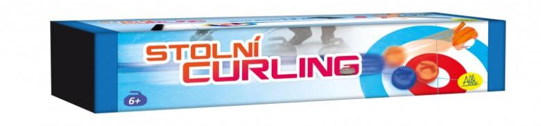 Albi - Stolní curling nezobra