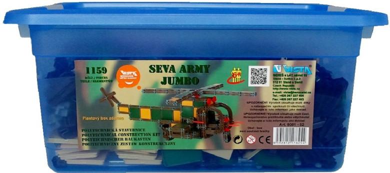Seva Army Jumbo