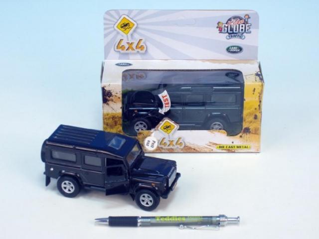 Auto Land Rover kov na zpětné natažení na baterie se zvukem se světlem