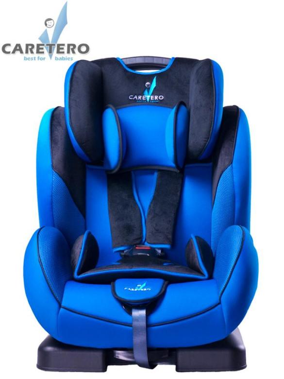 Caretero Autosedačka CARETERO Diablo XL 2012 blue 9 - 36 kg