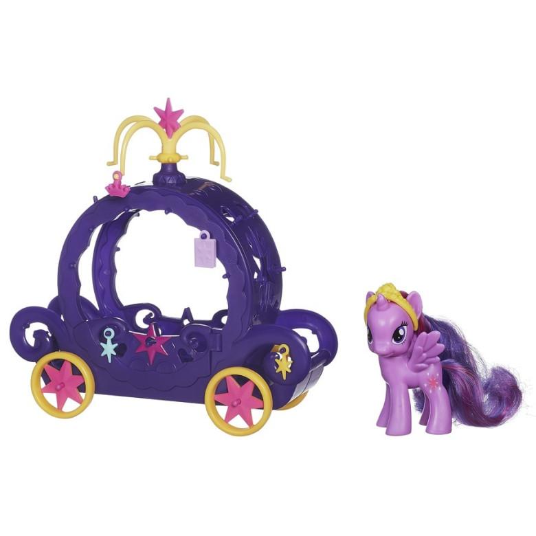 My Little Pony - hrací set kočár
