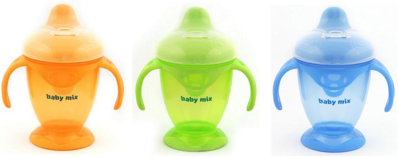 Dětský kouzelný hrneček Baby Mix 200 ml