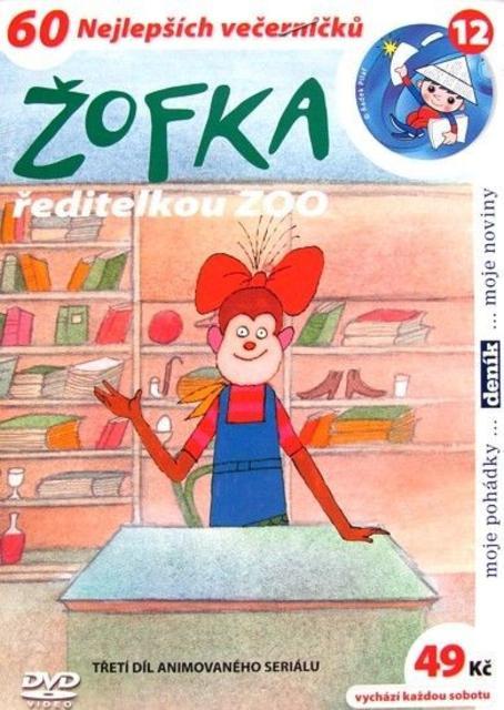 DVD - Žofka ředitelkou Zoo