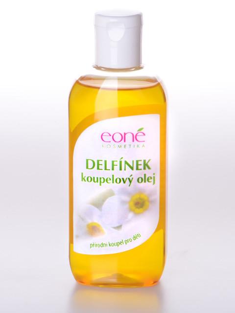 DELFÍNEK - dětský koupelový olej 200ml