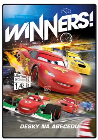 Desky na abecedu CARS 2015