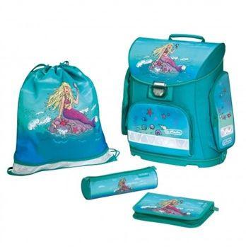 Školní batoh Herlitz Midi Mořská panna vybavený nezobra  cdbbe90b28