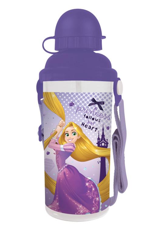 Láhev na pití Locika Rapunzel 650 ml