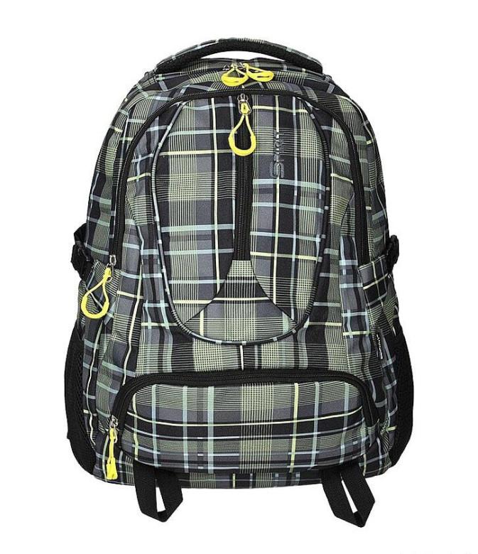 2678988771 Studentský batoh SPIRIT WIZZARD 04 žlutá Emipo