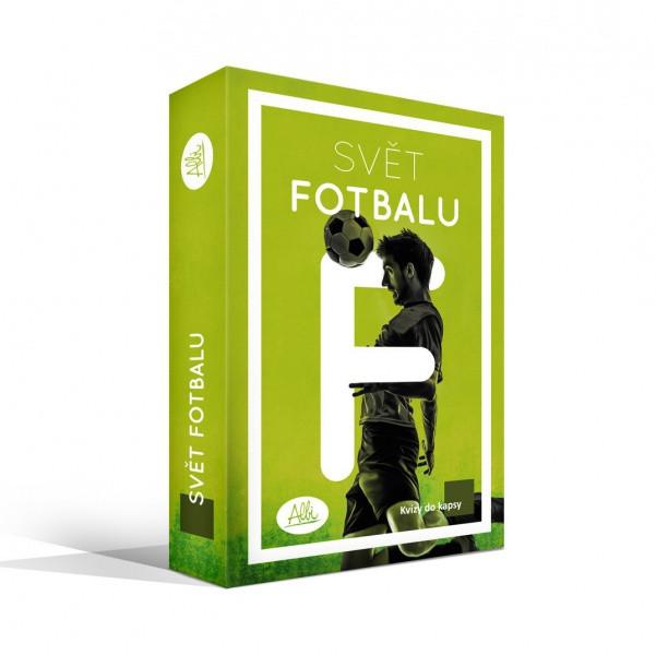 Albi - Kvízy do kapsy Svět fotbalu