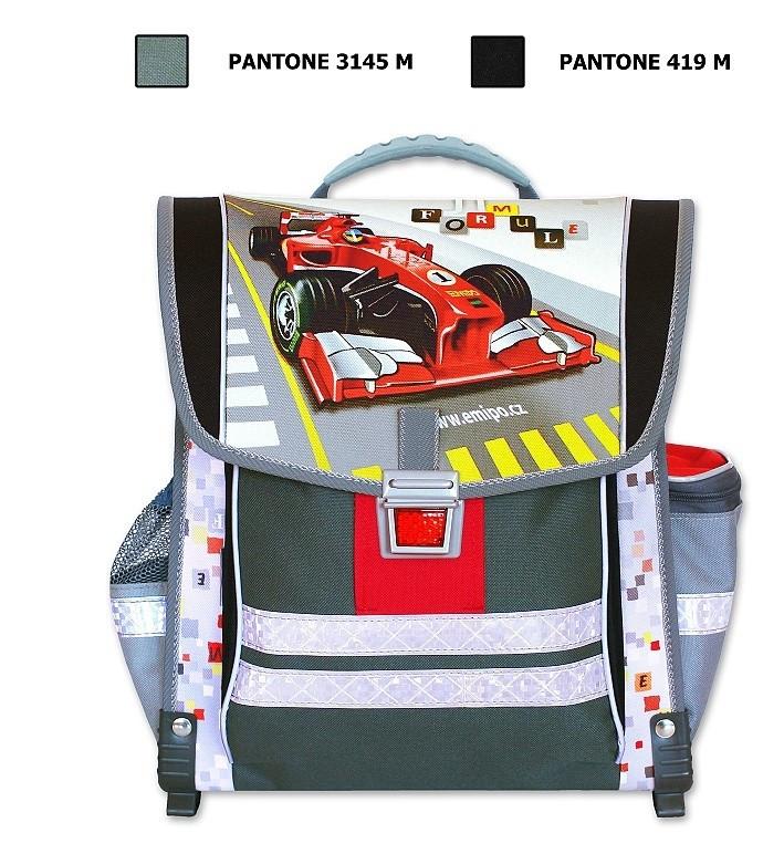 Školní aktovka Formule Racing Emipo